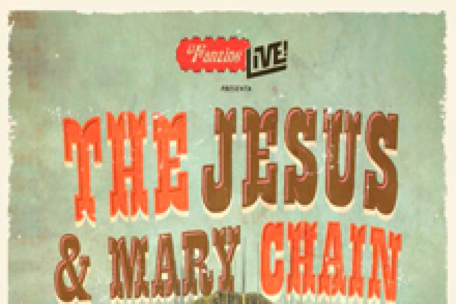 The Jesus and Mary Chain en México